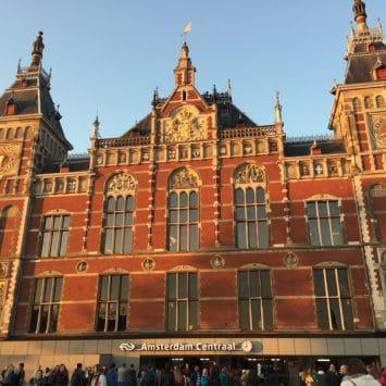 Spring trip to Amsterdam + Keukenhof (EN)