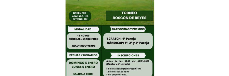 FINALIZADO TORNEO ROSCÓN DE REYES