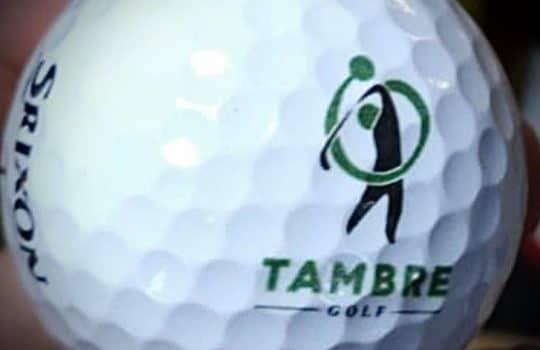 Actualización tarifas Tambre Golf