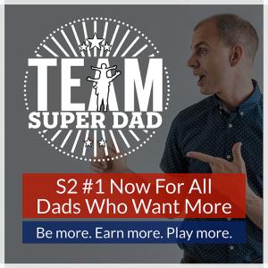 Team Super Dad Podcast with Jonnie Jensen