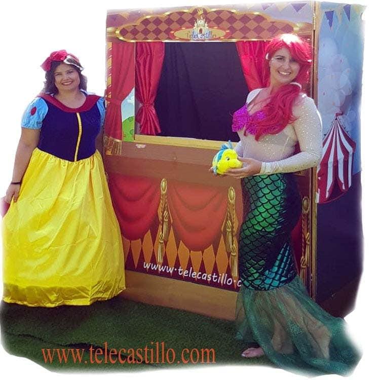Espectáculo de títeres o marionetas