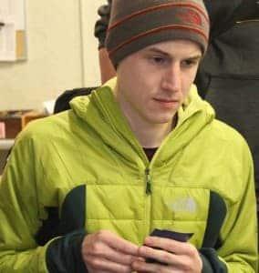 Caleb Scherer