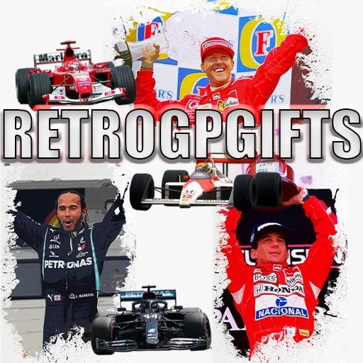 The GPBox - RetroGPGifts