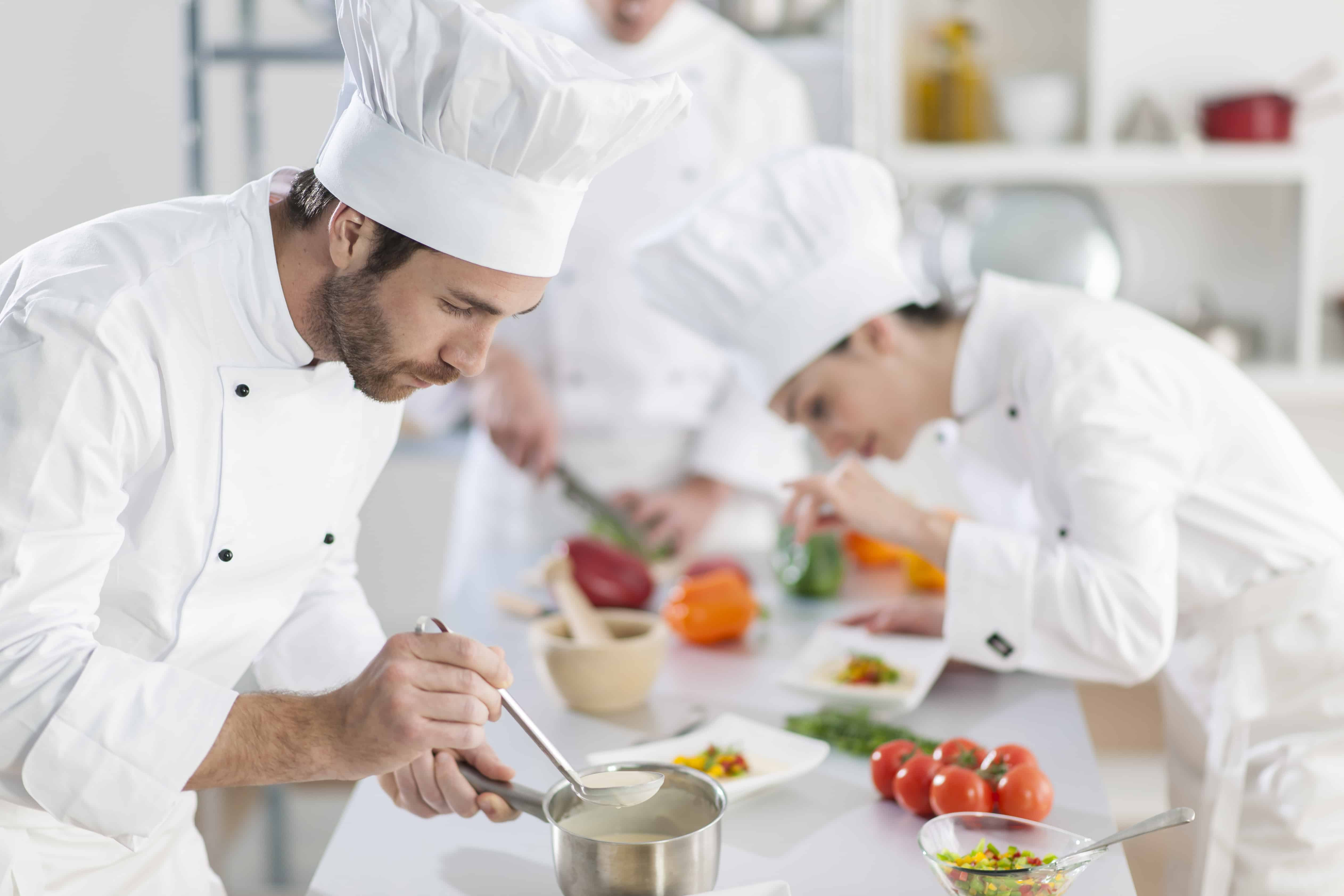 Level 3 Supervising Food Safety for Catering