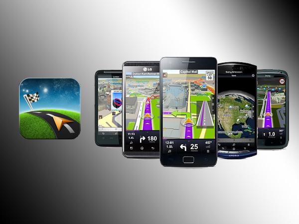 Sygic v16.4.4 GPS + maps