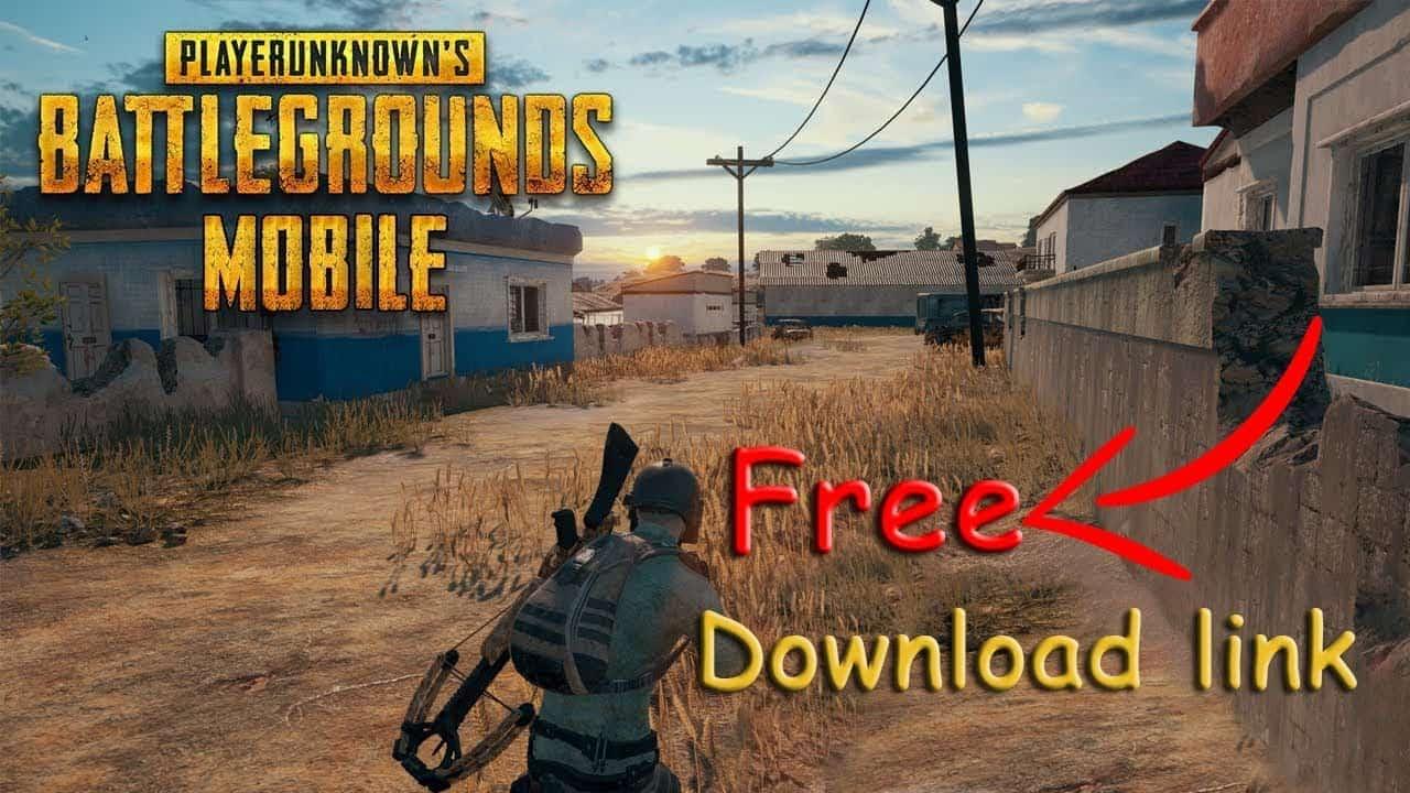 Download PUBG MOBILE Apk