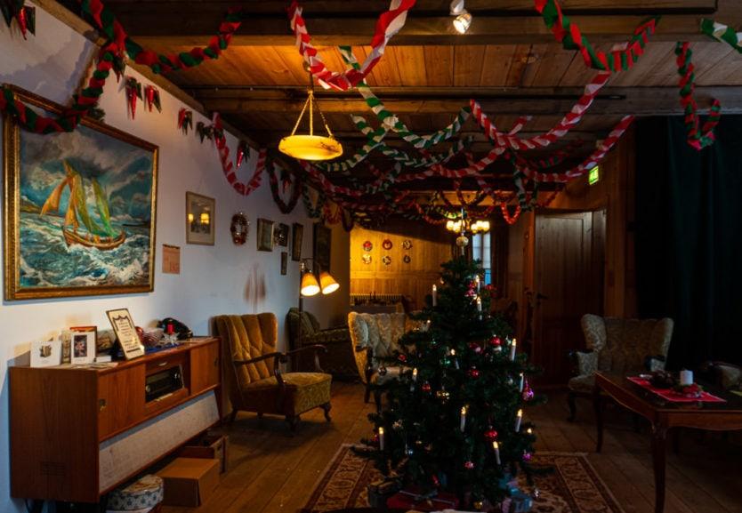 reykjavik christmas markets - arbaer museum