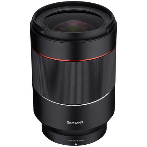 Samyang AF 35mm f/1.4 FE   Meilleurs objectifs recommandés pour le Sony a7R IV
