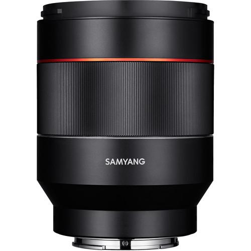 Samyang AF 50mm f/1.4 FE   Meilleurs objectifs recommandés pour le Sony a7R IV