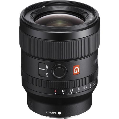 Sony FE 24mm f/1.4 GM   Meilleurs objectifs recommandés pour le Sony a7R IV
