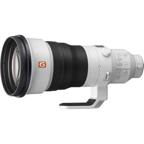 Sony FE 400mm f/2.8 GM OSS   Meilleurs objectifs recommandés pour le Sony a7R IV