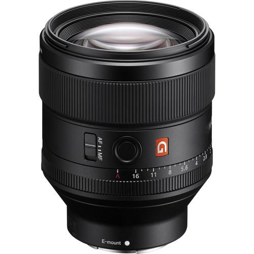 Sony FE 85mm f/1.4 GM   Meilleurs objectifs recommandés pour le Sony a7R IV