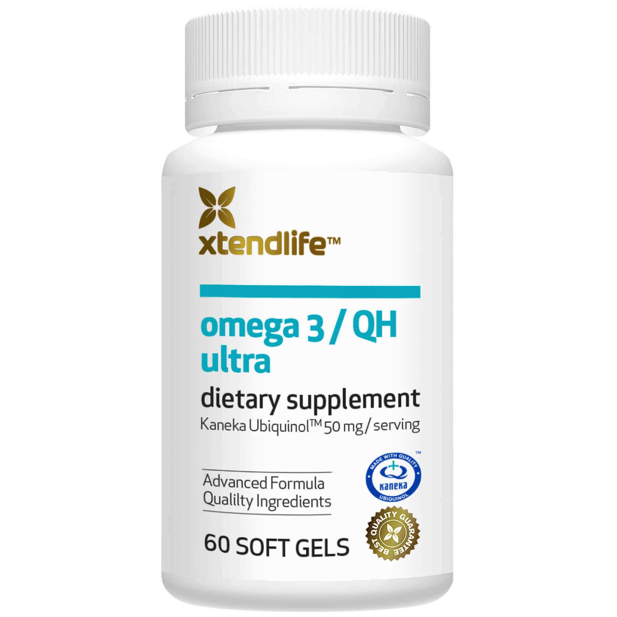 Xtend Life Omega 3 / QH Ultra