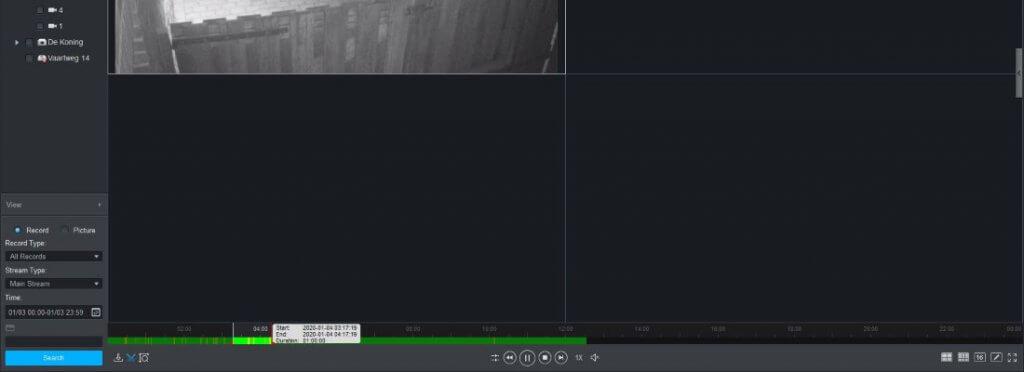 Dahua Smart PSS handleiding beelden opslaan op uw computer
