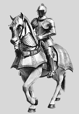 El caballero de la armadura oxidada