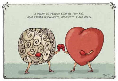Miedo vs Amor