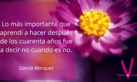Asertividad de Garcia Marquez