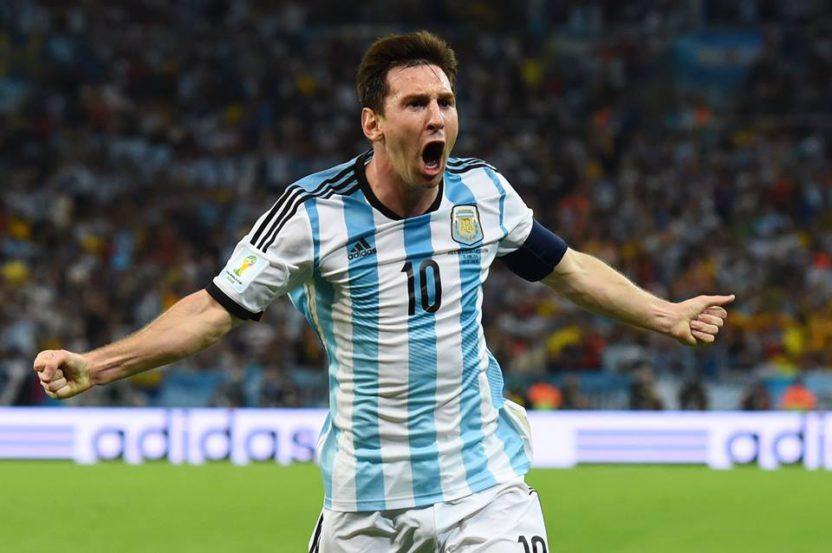 Argentina mundial 2014