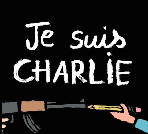 De luto con Charlie Hebdo
