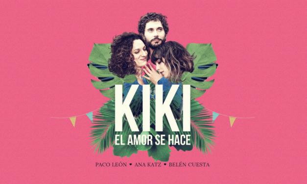Kiki el amor se hace, un abordaje con humor a las filias sexuales
