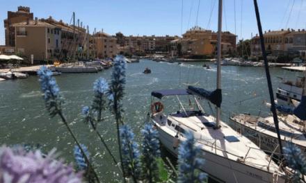Cerca de Valencia Port Saplaya
