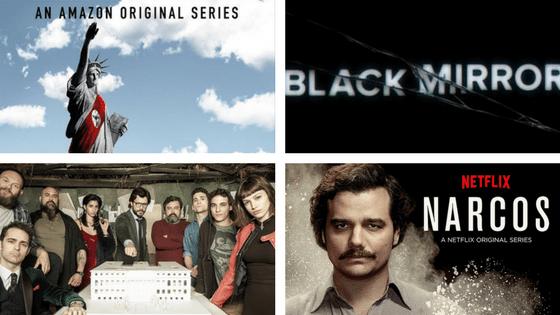 Cuatro series recomendadas