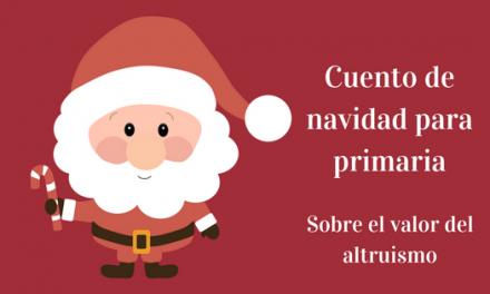 Cuento de navidad infantil de Flor Moragas