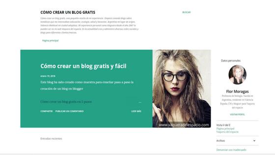 Cómo crear un blog gratis en 5 pasos