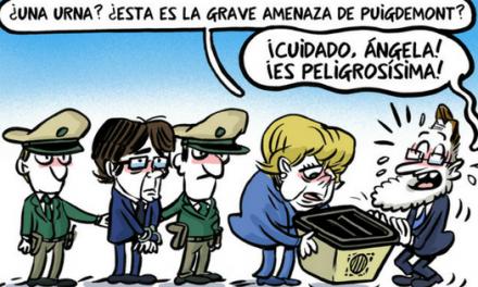 El conflicto Catalán y los presos políticos