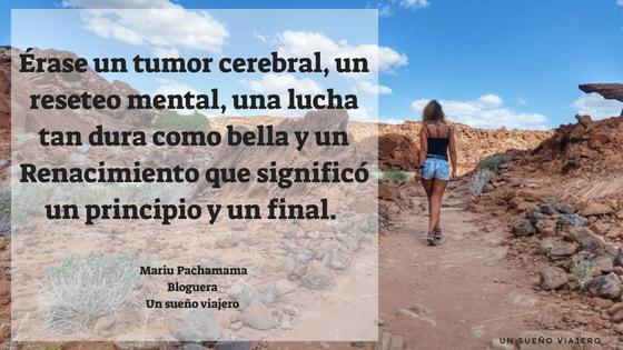 Un sueño viajero blog de Mariu Pachamama