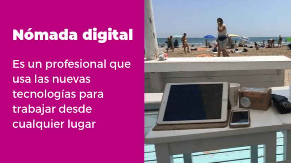 Nómada digital pros y contras