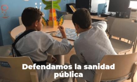 Defendamos la sanidad pública