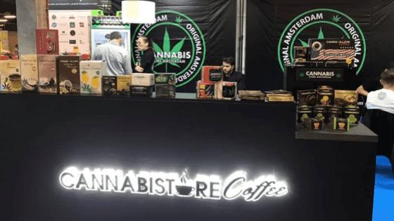 Cannabis Store Amsterdamen SIF Valencia 2019