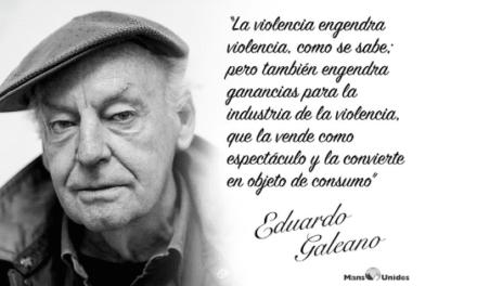 La injusticia genera violencia
