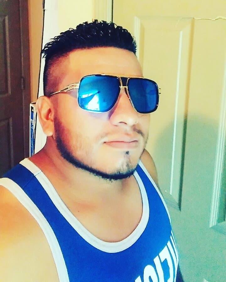Hot Man From Guatemala