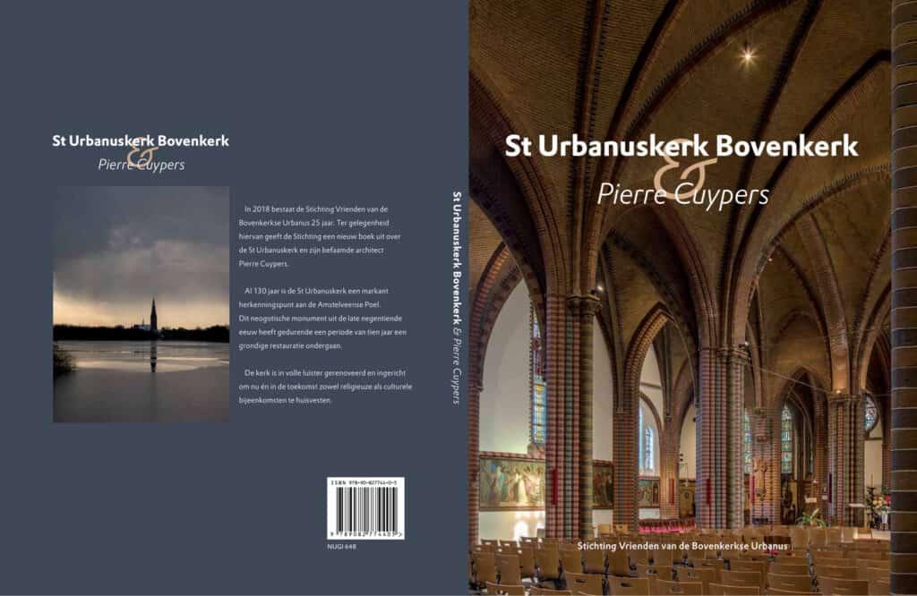 Boek St. Urbanuskerk Bovenkerk