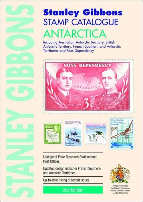 Stanley Gibbons Antarctica Stamp Catalogue