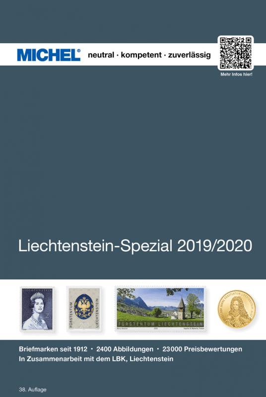 Michel Liechtenstein-Spezial 2019/2020