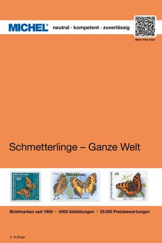 Michel Butterflies – Whole World – 2nd edition
