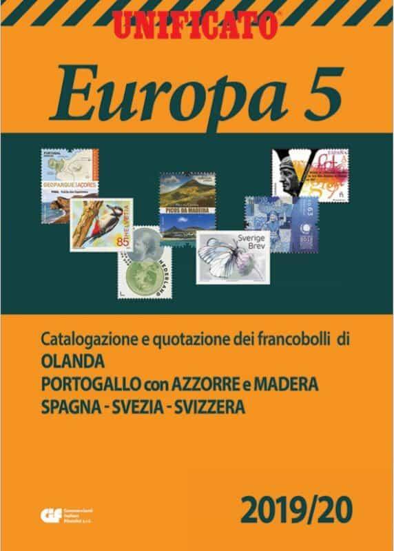 Unificato Europe 2019/2020 – Volume 5