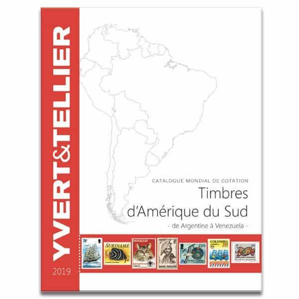 Yvert & Tellier  South America 2019