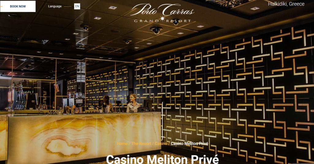 Casino Meliton Prive Lobby