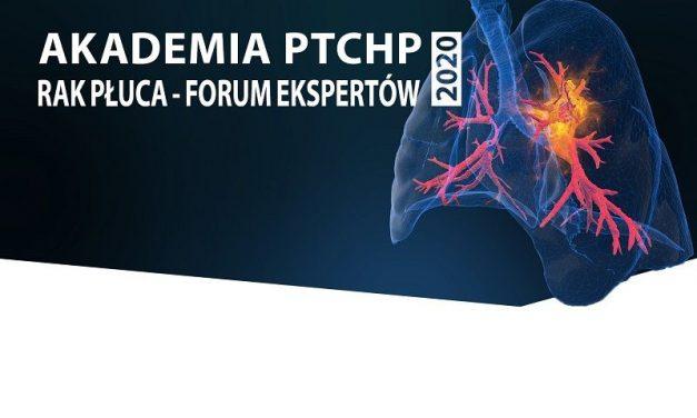 Akademia PTChP – Rak Płuca – Forum Ekspertów 2020