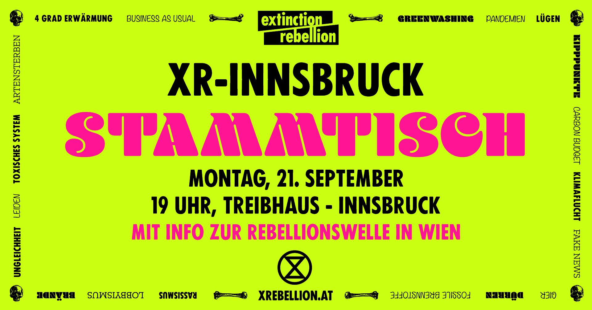Stammtisch-XR-Innsbruck
