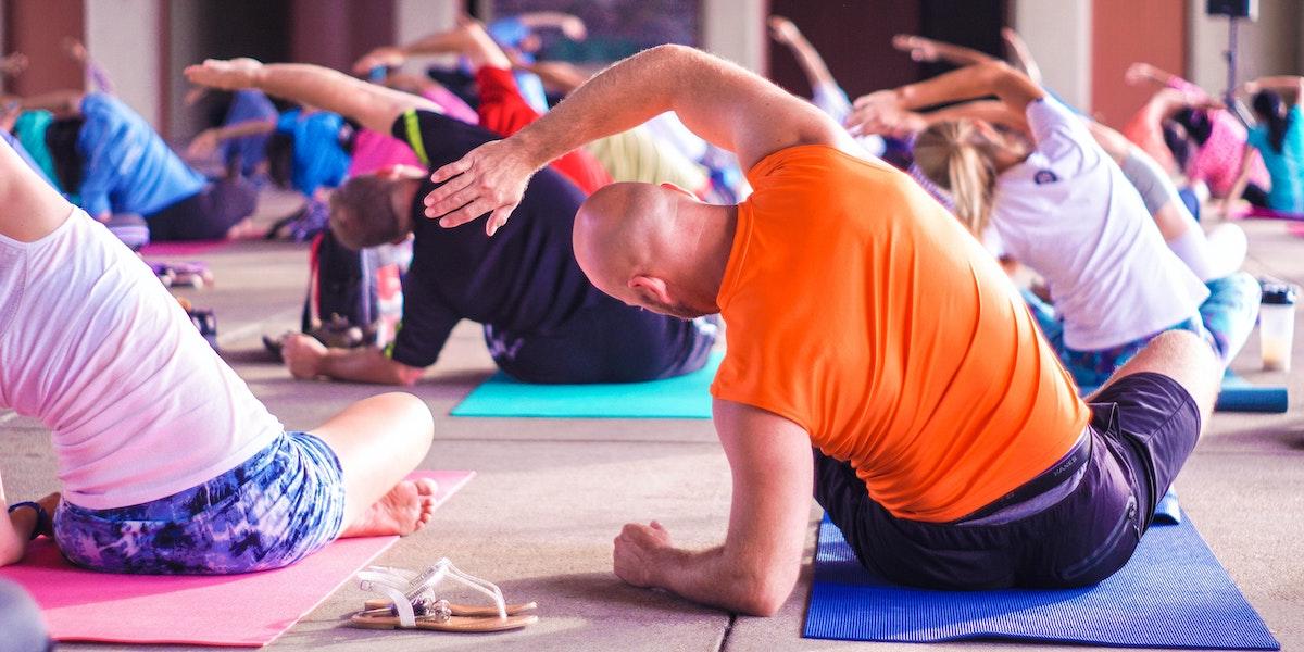 Lezione di yoga cosa portare