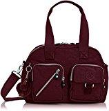 Kipling Womens Defea K136 Shoulder Bag Crimson