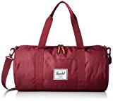 Herschel Supply Co Sutton Mid-Volume Duffle Bag (Winetasting Crosshatch)