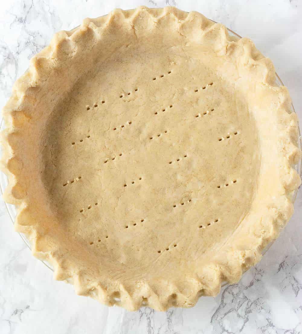 Gluten Free Vegan Pie Crust