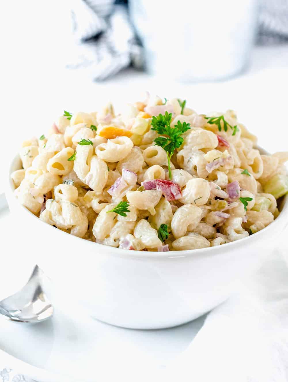 Vegan Macaroni Salad