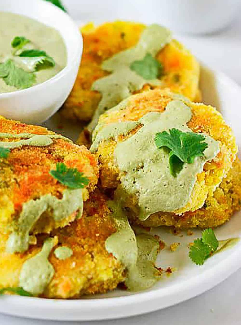 Vegetable Patties Recipe
